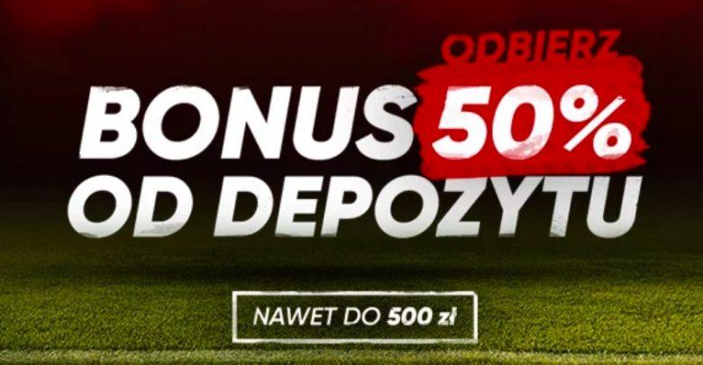 Photo of 50% bonusu do kwoty 500 złotych dla klientów forBET