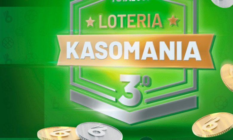 Photo of Kasomania w Totalbet – w puli loterii pół miliona złotych