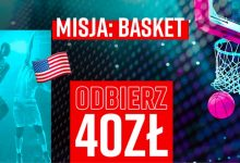 Photo of Misja: BASKET w Betclic – 40 PLN ekstra