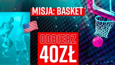 Photo of Misja: BASKET w Betclic – 40 PLN ekstra