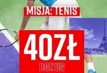 Photo of 40 PLN premii w promocji Misja: Tenis w Betclic